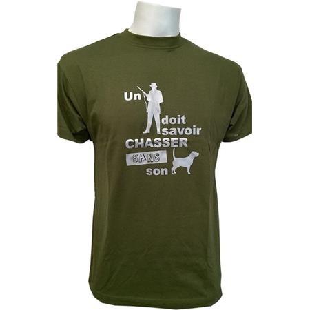 T-SHIRT UOMO BARTAVEL UN CHASSEUR