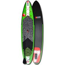 TABLA PADDLE HINCHABLE SEVEN BASS EXPEDITION 14' JUNGLE GREEN