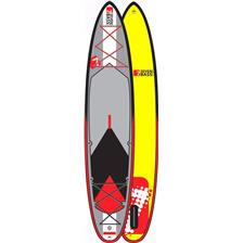 TABLA PADDLE HINCHABLE SEVEN BASS EXPEDITION 14' SPACE GREY
