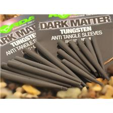 TAIL RUBBER KORDA TUNGSTEN ANTI-TANGLE SLEEVES - PACK OF 8
