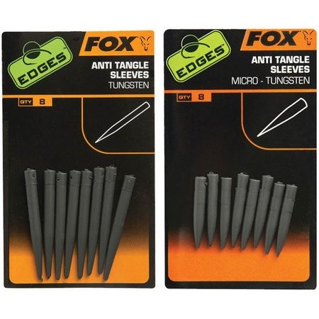 TANGLE SLEEVES FOX EDGES TUNGSTEN ANTI TANGLE SLEEVES