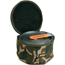 TASCHE FOX CAMO COOKSET BAG