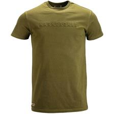 Apparel Nash EMBOSS TEE SHIRT HOMME MANCHES COURTES XL