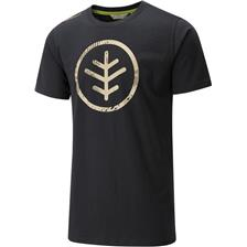 Apparel Wychwood TEE SHIRT HOMME MANCHES COURTES NOIR
