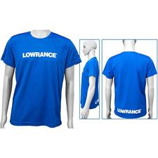 TEE SHIRT MANCHE COURTE HOMME LOWRANCE - BLEU ROYAL
