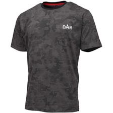 TEE SHIRT MANCHES COURTES HOMME DAM CAMOVISION - CAMO