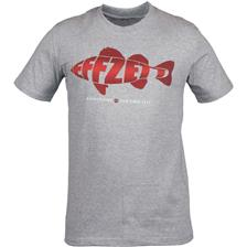 Apparel Effzett PURE T SHIRT GRIS L