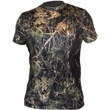 TEE SHIRT MANCHES COURTES HOMME HART AKTIVA-S - FOREST