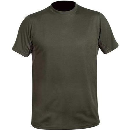 TEE SHIRT MANCHES COURTES HOMME HART CREW-S - OLIVE