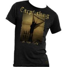 CARPFISHING IS MY LIFE NOIR TAILLE XL
