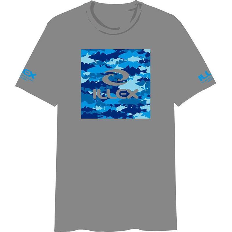 Illex Sweat Sea Camo