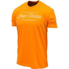TEE SHIRT MANCHES COURTES HOMME LOOP INNOVATION THROUGH PASSION - ORANGE