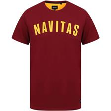 Apparel Navitas SLOE T SHIRT BURGUNDY