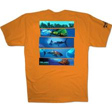 Apparel Pelagic OCP PANORAMA ORANGE TAILLE M