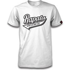 TEE SHIRT MANCHES COURTES HOMME RAPALA RIPPIN'LIPS - BLANC