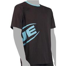 Apparel Rive STAMPED BLACK NOIR/TURQUOISE