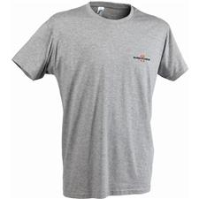 TEE SHIRT MANCHES COURTES HOMME GRIS