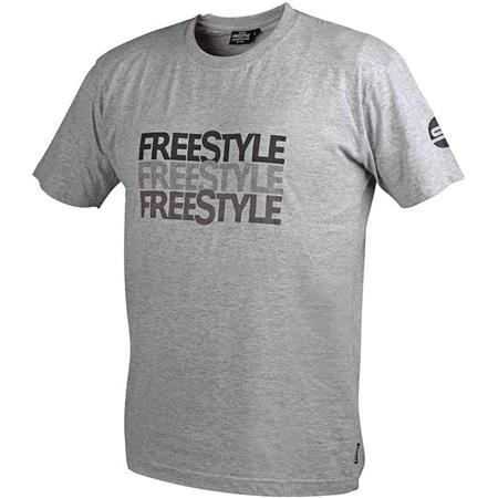 TEE SHIRT MANCHES COURTES HOMME SPRO FREESTYLE LIMITED EDITION 001 - GRIS