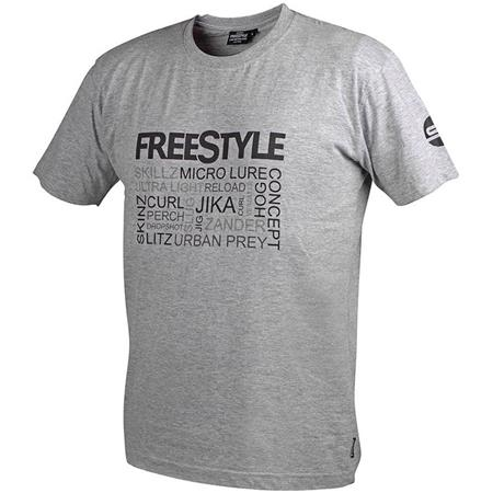 TEE SHIRT MANCHES COURTES HOMME SPRO FREESTYLE LIMITED EDITION 002 - GRIS