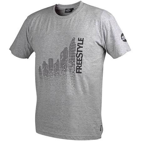 TEE SHIRT MANCHES COURTES HOMME SPRO FREESTYLE LIMITED EDITION 003 - GRIS
