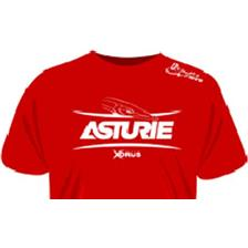 Habillement Ultimate Fishing ASTURIE ROUGE L