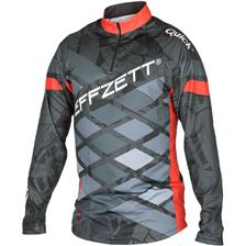Apparel Effzett TOURNAMENT GRIS XXL