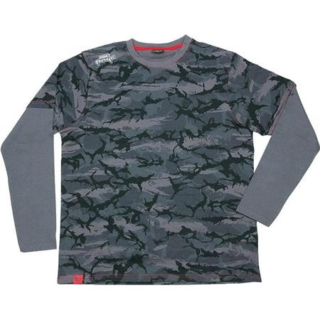 TEE SHIRT MANCHES LONGUES HOMME FOX RAGE CAMO LONG SLEEVE - CAMO