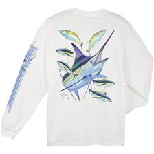 MARLIN YELLOWFIN BLANC TAILLE S