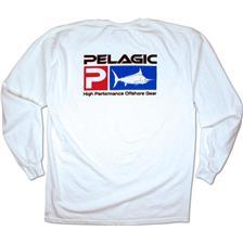 Apparel Pelagic DELUXE HOODY BLANC TAILLE XXL