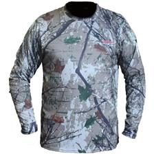 TEE SHIRT MANCHES LONGUES HOMME SPORTCHIEF - QUEBEC TRACKER