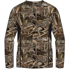 TEE SHIRT MANCHES LONGUES STAGUNT ORSET TEE LS - REEDS SHADOW