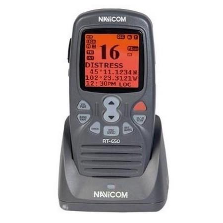 TELECOMMANDE SANS FIL POUR VHF RT650 NAVICOM