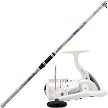 TELESCOPIC SURFCASTING COMBO SUNSET PRIMMERA SURF + SUNFISH FD