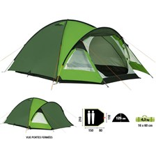 TENTE DOME RANDONNEE JAMET CANYON 2XL 2P