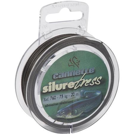 TERMINAL TACKLE BRAID CANNELLE SILURETRESS 760