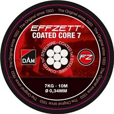 TERMINALI - 10M EFFZETT COATED CORE 7 STEELTRACE BLACK