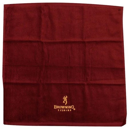 TERRY TOWEL BROWNING