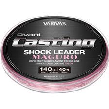 Leaders Varivas CASTING SHOCK LEADER MAGURO 30M 104/100