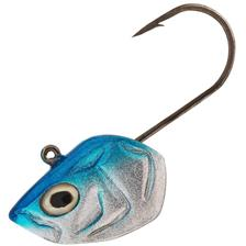 JIG HEAD SHAD BLUE SPOTTED 21GR