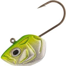 JIG HEAD SHAD GREEN SPOTTED 21GR