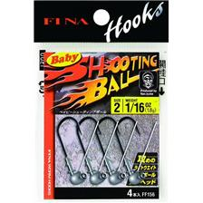 Hooks Hayabusa BABY SHOOTING BALL FF156 1.8G