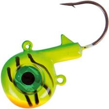 TETE PLOMBEE IRON CLAW BIG EYE FIREBALL FT - PAR 3