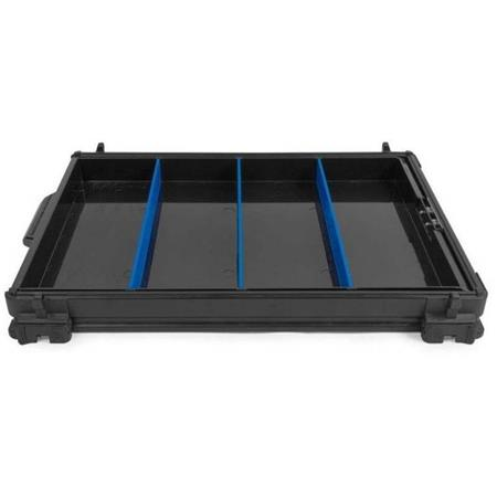 TIROIR PRESTON INNOVATIONS DEEP SIDE DRAWER WITH REMOVABLE DIVIDERS UNIT