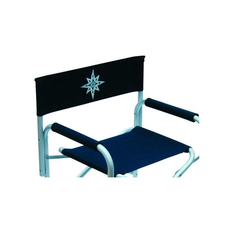toile de remplacement euromarine pour fauteuil pliant. Black Bedroom Furniture Sets. Home Design Ideas
