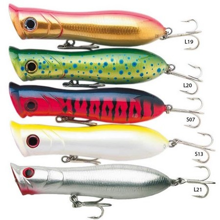 TOPWATER LURE HART POP A LOG