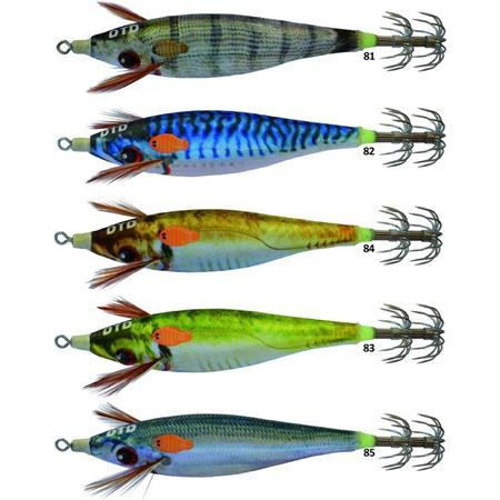 TOTANARA DTD REAL FISH BUKVA - 4.5CM