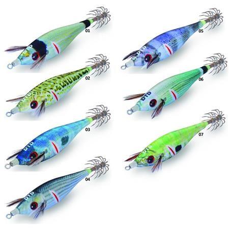 TOTANARA DTD WOUNDED FISH BUKVA - 5.5CM