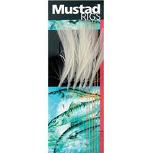 TRAIN DE PLUME MUSTAD FEATHER RIG