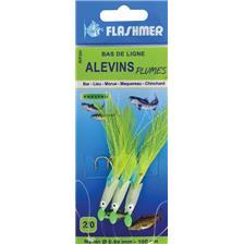 Lines Flashmer ALEVINS TRAIN DE PLUMES AVP20Y