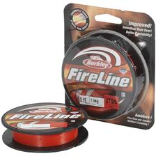 TRANÇA FIRELINE RED - 270 M BERKLEY FIRELINE RED